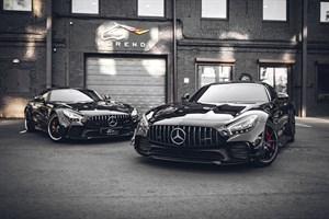 Mercedes AMG GTR (585 л.с.)