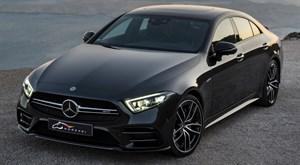 Mercedes CLS 53 AMG 4MATIC+ (2999 см³) (435 л.с.) C257