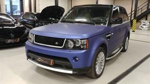 Land Rover Range Rover Sport 3.0 TDV6 (245 л.с.)