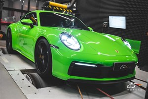 Porsche 911 992 3.0T (385 л.с.)