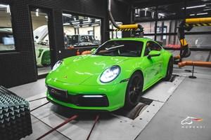 Porsche 911 992 3.0T (450 л.с.)