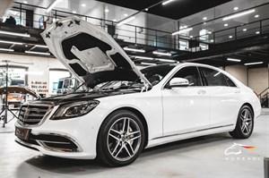 Mercedes S 450 (389 л.с.) W217/222