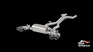 AKRAPOVIC Evolution Line (Titanium)  BMW M5 / M5 Competition (F90) 2020