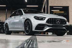 Mercedes E63 S AMG - 4.0 (612 л.с.) кузов W213 двигатель M177 V8 BiTurbo