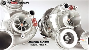 TTE1050 Upgrade Turbochargers for Mercedes AMG 4.0 E63/E63S