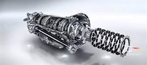 Программирование автоматической коробки передач Мерседес - VGS NAG3 AMG Speedshift MCT 9-speed sports transmission