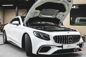 Mercedes S 65 AMG (630 л.с.) W217/222
