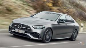 Mercedes C300 W206 (258 hp) engine M254