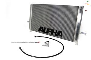 Центральный теплообменник Alpha Mercedes-Benz A45 CLA45 GLA45 AMG Center Heat Exchanger