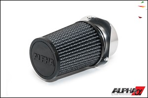 Впускная система Alpha Mercedes-Benz A45 CLA45 GLA45 AMG Performance Air Filter & CNC Aluminum Adapter