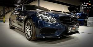 Mercedes E 400 (333 л.с.) W212