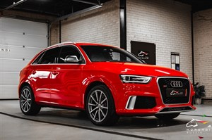 Audi RSQ3 2.5 TFSI (314 л.с.)