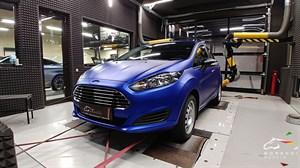 Ford Fiesta Mk6 1.6 TDCI (90 л.с.)