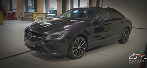 Mercedes CLA 200 CDI (2100см³) (136 л.с.) C117