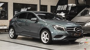 Mercedes A220 CDI (177 л.с.) W176