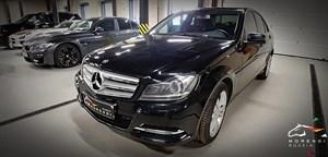 Mercedes C220 CDI (170 л.с.) W204