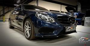 Mercedes E 220 CDI BlueTec (170 л.с.) W212