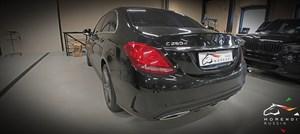 Mercedes C300 CDI Hybrid (231 л.с.) W205