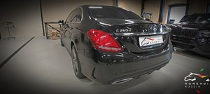 Mercedes C350 CDI (265 л.с.) W205